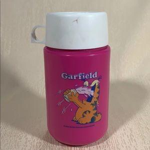 Garfield Lunchbox Thermos - 1978